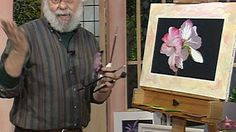 """The Beauty of Oil Painting, Series 1, Episode 9 """"Amaryllis"""" - YouTube"""