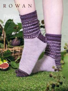 Potager Free Knitting Pattern