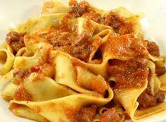 Denny Chef Blog: Maccheroni alla Lucchese