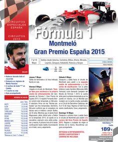Formula 1  #viajes #turismo #hernanibidaiak #hernani #agenciaviajes #ofertasviajes
