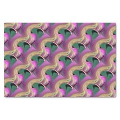 "Abstract of Spring Tissue 10"" X 15"" Tissue Paper by Karlajkitty       Dimensions: 10"" x 15"" (small).       10lb paper weight (comparable to standard tissue paper).   Made by Digiwrap see on 2 styles"