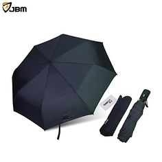 JBM Windproof Travel Umbrella Automatic Open Close Sun Rain UV Protection Lightweight Portable with Comfort Handle Extra Large Double Layer Umbrella for Golf and Outdoor Use * Read more  at the image link. Note:It is Affiliate Link to Amazon.