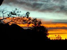 Sunrise in Sedona (Lori Sandstrom)