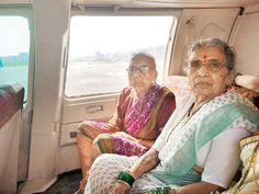Birthday girl celebrates 102nd birthday with first flight: http://www.mid-day.com/articles/gutsy-granny-takes-a-chopper-ride-on-her-102nd-birthday/17147175