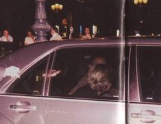 August 30th 1997, shortly before Princess Diana died in the fatal car crash in Paris