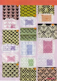 #chrochet patterns #afs collection