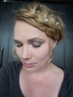 Bridal hair Bridal Hair, Band, Accessories, Fashion, Moda, Sash, Fashion Styles, Fashion Illustrations, Bands
