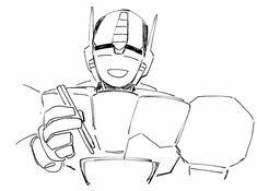 Orion Pax by olspocb Transformers Optimus, Optimus Prime, Drawing Reference, Wattpad, Fan Art, Yolo, Cartoons, Comic, Ships