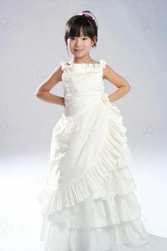 robes de demoiselle d 39 honneur blanches sur pinterest. Black Bedroom Furniture Sets. Home Design Ideas