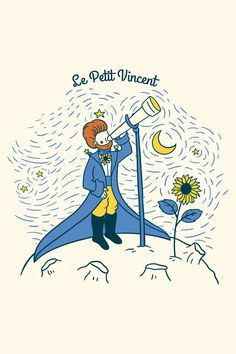 Vincent Van Gogh, Van Gogh Drawings, Van Gogh Paintings, Arte Van Gogh, Van Gogh Art, Petit Prince Quotes, Desenhos Van Gogh, Van Gogh Wallpaper, Cumple My Little Pony