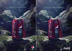 Wojna brandów, czyli kto reklamą wojuje, od reklamy ginie.