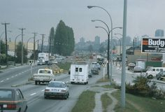 Archive Photos of the Day: Vancouver in the Eighties New West, Home And Away, Cityscapes, British Columbia, Old School, 1980s, Cities, Archive