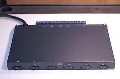 HP 572201-001 HSTNR-P018-1 24A Intelligent Modular PDU Control Unit (500496-001) - $119.99 - http://www.zappled.com/apple/HP-Modular-PDU-Control.html