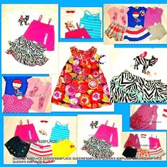 49759d1049e2 Nwt Gymboree Gap Girls Summer Clothes Lot 18-24 Months Sets Outfits shorts  Dress