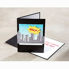 Calling All Heroes Photopolymer Stamp Set -- by Stampin' Up!