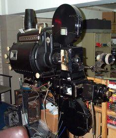 vintage 35mm movie projectors - Google Search