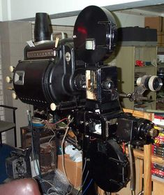 vintage 35mm movie projectors - Google Search