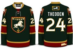 c1da7326e1d Harry Potter hockey jersey