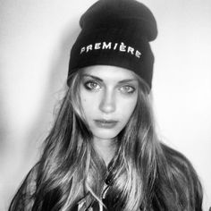 The Fashionable PREMIÈRE BEANIES completely MADE IN ITALY are now available at WWW.FINAEST.COM! #finaest #premièrebeanies #beanies #fashion #winter #model #accessory #womenswear