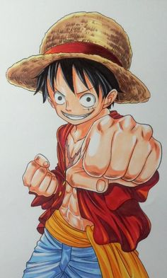 Luffy From One Piece ☆☆☆