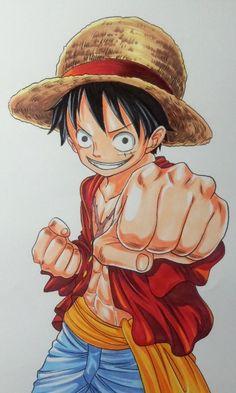 Mugiwara no luffy :* Monkey D Luffy, Geeks, Mugiwara No Luffy, One Piece Drawing, The Pirate King, One Piece Pictures, 0ne Piece, One Piece Anime, Anime Comics