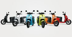 Gogoro 2 makes the electric scooter lifestyle more comfortable About two years after we first rode the Gogoro Smartscooter, the company is back with a sequel. The Gogoro 2 and Gogoro 2 Plus lightly rework the original, with a second gen motor and powertrain that deliver the same amount of power (6.4kW), but ... #electricscootergear