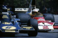Jacky Ickx | Jochen Mass (Spain 1975) by F1-history on deviantART