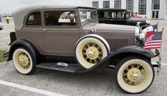 29 Ford Model A Sedan | 1931 Ford Model A A400 Convertible Sedan | Flickr - Photo Sharing!