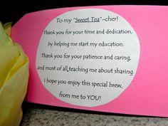 Teacher Appreciation gifts for multiple teachers. Smart ...