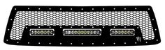 """Add to Cart for Price! Rigid Industries 40555 10-13 Tundra 2 6""""&1 10''Sr Grille"""