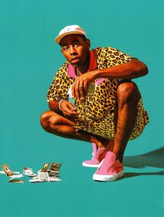 tyler, the creator is rewriting fashion's rulebook in neon | read | i-D
