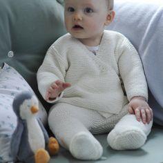 Première layette pour bébé