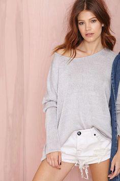 Sierra Sweater | Shop Play, Girl at Nasty Gal $58