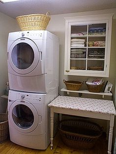 Awesome Basement Laundry Room