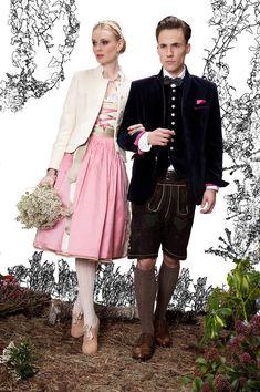 Amsel dirndl fashion