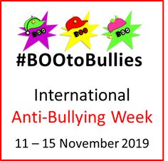 Our Annual International Anti-Bullying Week will be from Monday 11 November - Sunday 17 November Last year, we reached more than 1 000 pre Anti Bullying Week, Anti Bullying Campaign, Bullying Prevention, Part Time Jobs, Bullies, November, Youth, Teaching, Bullying