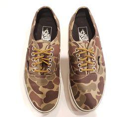 44b6c7832e VANS camo bape style lace skate shoes 8 Very good condition Bape sta style mens  womens 8 Vans Shoes Sneakers