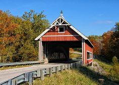 Longest Covered Bridge In Ohio | ... stop on the Ashtabula County North and Eastern Bridge Tour - Ohio