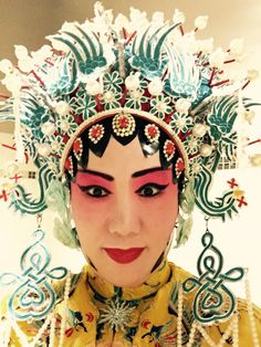 Our local ambassador, Jie Yu, to Chinese culture through Peking Opera....details in Windermere Sun at: http://windermeresun.com/2016/06/21/learning-chinese-musical-instruments-peking-opera-from-changkui-tang-jie-yu/