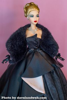 """Miss Gene Marshall And Friends: Happy Birthday, Gene Marshall!  -  Posted by Dave of J'Adore Gene """"Dripping in diamonds, wrapped in fur...what a wonderful birthday!"""""""