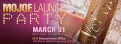 New Healthy Coffee from #Vemma: #MoJoe Launch Party and New Vemma Grand Opening Celebration!