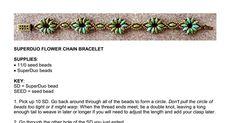 SuperDuo Flower Chain Bracelet.pdf