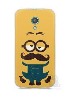 Capa Moto G2 Minions #3 - SmartCases - Acessórios para celulares e tablets :)