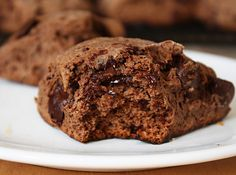 Yum... I'd Pinch That! | Triple Chocolate Scones