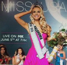 2016 MISS USA FINALS @ T-MOBILE ARENA