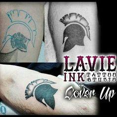Cover Up #coverup #cover #tattoo #tattooartist #tattooparlor #tattooart #germany #tattooer