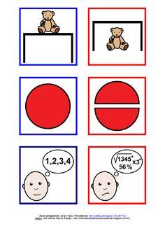 Registro y valoración cualitativa - Antónimos. Lámina 9 http://informaticaparaeducacionespecial.blogspot.com.es/2014/09/registro-y-material-complementario-para.html