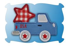 I OWN - July 4th Truck Applique