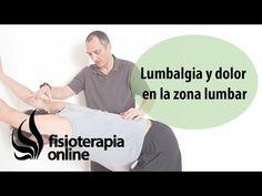 M Lumbalgia general y dolor constante de la zona lumbar. | Fisioterapia Online