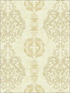wallpaperstogo.com WTG-120433 Ashford House Transitional Wallpaper